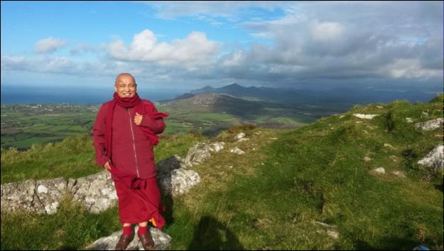 sacred site in north wales Garn Fadryn