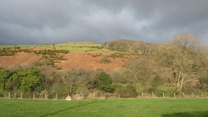 Garn Bentyrch a sacred site in Gwyned,d North Wales