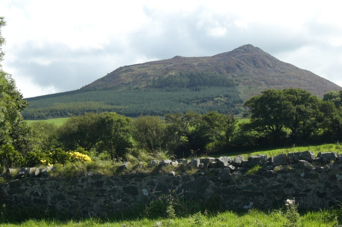 Carn Fadryn Mother Mountain