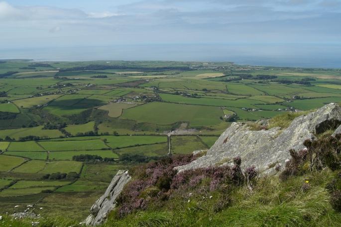 Carn Fadyn View
