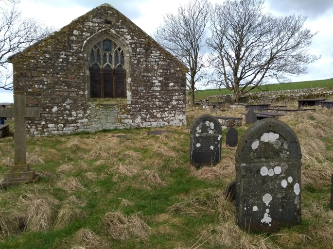 Carnguwch Church on Llyn Peninsula North Wales