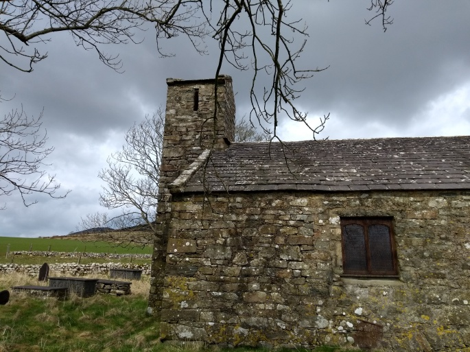 Carnguwch Church a peaceful and atmospheric pilgrimage site